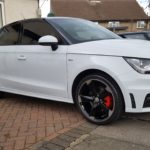 Audi full Window Tinting Service in London – Impact Window Tinting