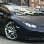 Car Wrapping For Lamborghini in London – Impact Window Tinting