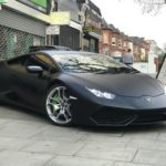 Car Wrapping For Lamborghini in London – Impact Window Tinting