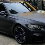 BMW full customization in London - Impact Window Tinting