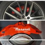Full Wheel Customization and Refurbishment - Impact Window Tinting